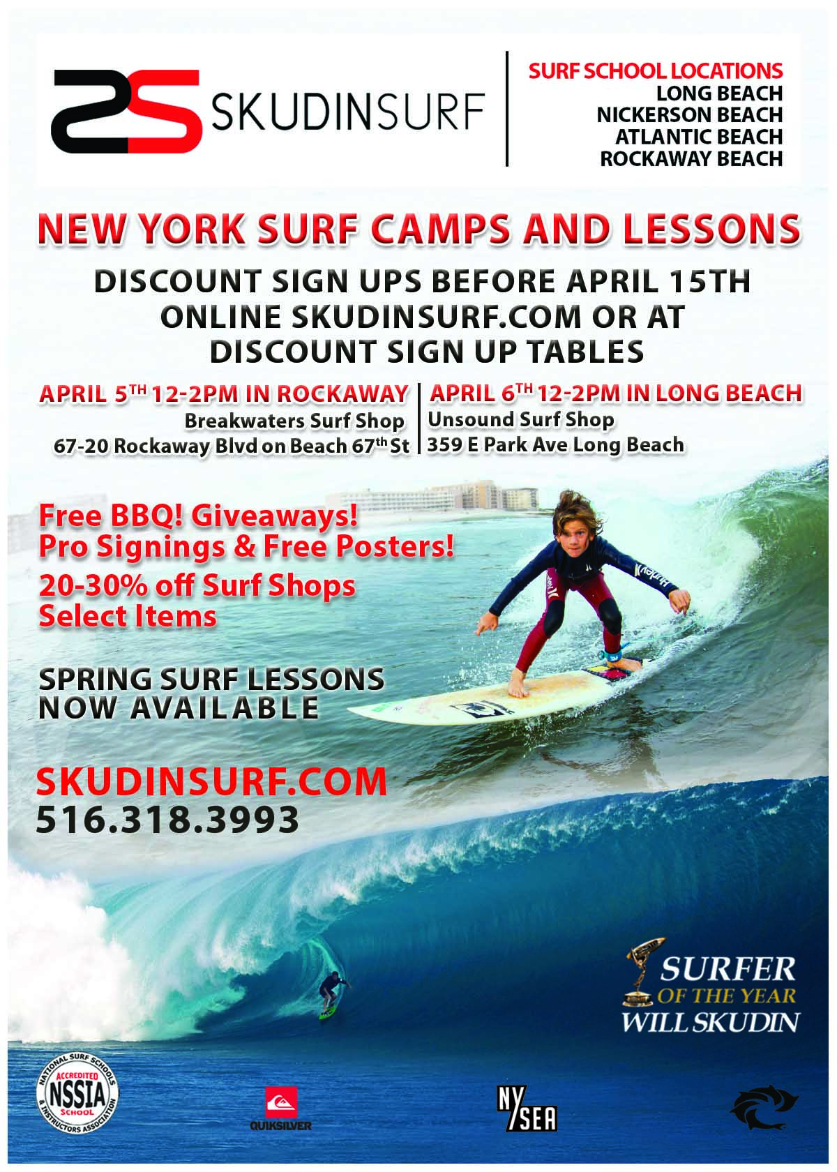 Skudin Surf- Discount Surf Camps and Lessons