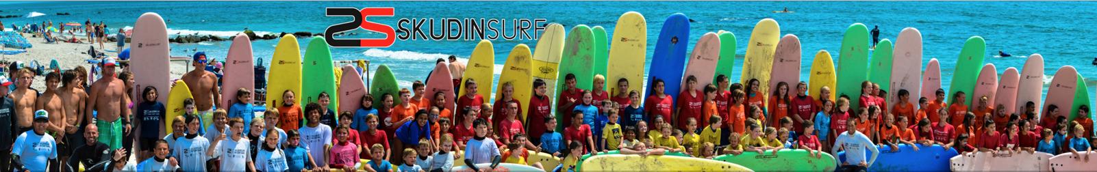 Skudin surf camps