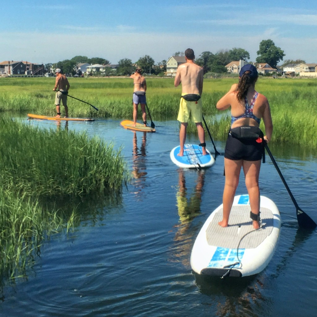 Stand Up Paddle Board Rentals Long Beach Island