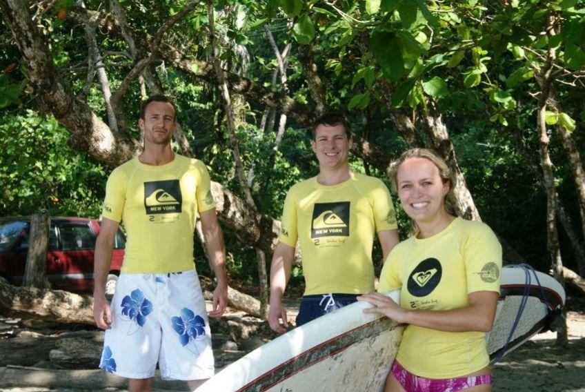 Skudin Surf Adult Surf Camp Costa Rica