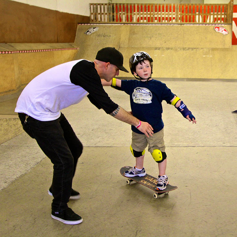 Skateboard and Surf Lessons