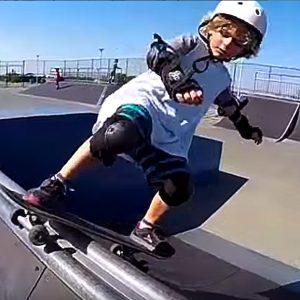 half Day Skateboard Clinic
