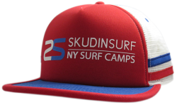 Skudin Surf Red White Blue