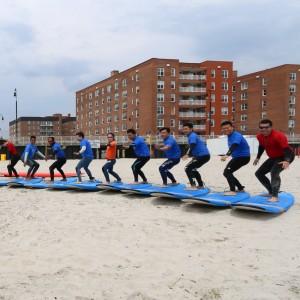 Skudin Surf Weekend Groups Lessons