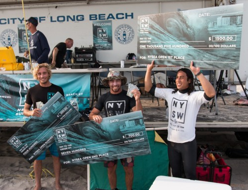 NYSEA Surf Week returns to Long Beach