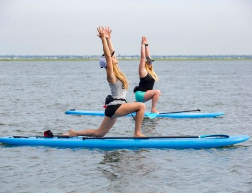 Jones Beach expands paddle boarding, kayaking