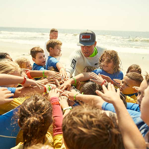 Full Day Surf and Skateboarding Summer Camp